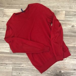 Men's H&M red sweater